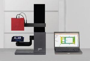 Der Desktop-Scanner ist mit verschiedenen Software-Paketen erhältlich. (Bildquelle: GOM)