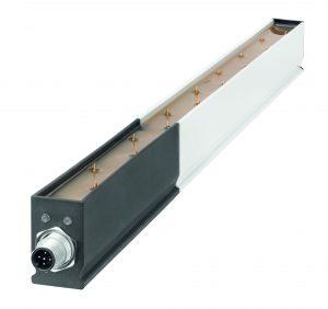 K2016: Schlank ins Elektrodenprofil integriert