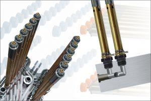 K2016: Maximale Spritzgießeffizienz bei minimalen Nestabständen