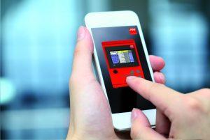 App zur Fernbedienung über das Smartphone (Bildquelle: PSG)