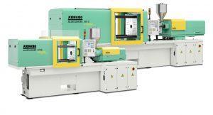 Arburg zeigt elektrische Spritzgießmaschinen auf der Arabplast