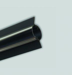 Der wärmeleitfähige Werkstoff ist für den Co-Extrusionsprozess, beispielsweise zum Profil, geeignet.