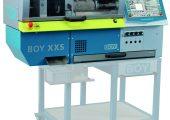 Kompakte Tisch-Spritzgießmaschine und weitere Neuheiten
