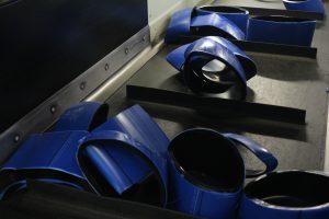 Hochwertige Recycling-Granulate aus PE-Produktionsabfällen