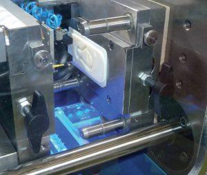 Spritzgieß-Formeinsätze aus dem 3D-Drucker