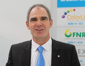 Institutsleiter Prof. Dr. Martin Bastian sieht das gesamte SKZ durch die Übernahme von Mainsite-Analytik gestärkt.(Bildquelle: Redaktion Plastverarbeiter, rm)