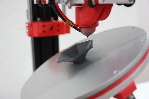 3D-Drucker mit sechs Achsen