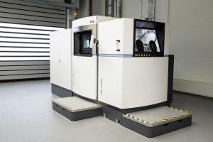 EOS baut 3D-Druck Zentrum für Audi