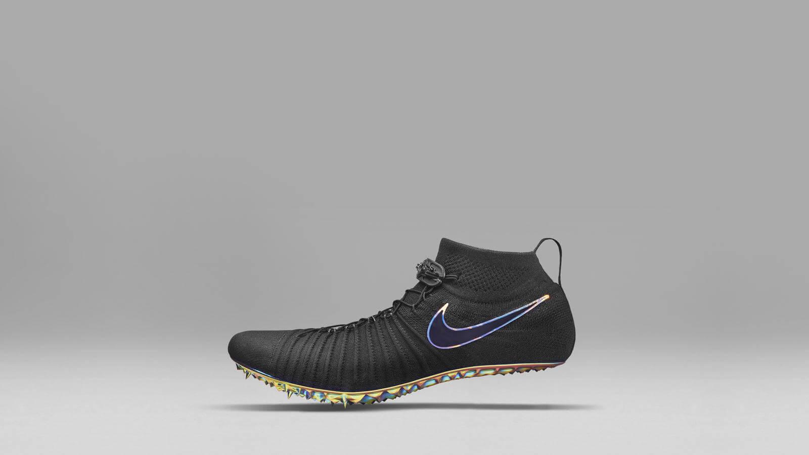 Mit Kunststoff wird ein Schuh draus