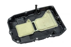 Ölwanne: Das Ersatzmaterial verringert das Gewicht um 1,3 kg gegenüber einer herkömmlichen Metalllösung (Bildquelle: Dupont)