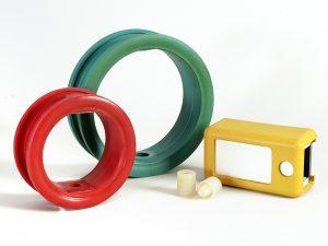 Das Spektrum von FIT Prototyping umfasst jetzt auch Teile aus Elastomeren.