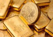 Geldanlage in echtem Gold als Goldbarren und Goldmünzen (Bildquelle: Gina Sanders – Fotolia.com)
