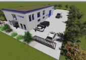 Mehr Platz für Vertrieb, Service und Marketing. Cold Jet bezieht ein neues Technikum an seinem Standort in Weinsheim. (Bildquelle: Cold Jet)