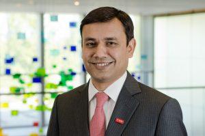 Anup Kothari wird zum 1. April 2017 Leiter des Bereiches Performance Chemicals von BASF. (Bildquelle: BASF)