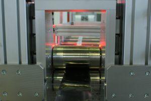 Mit der neuen UD-Tape-Anlage werden die Wechselwirkungen zwischen Qualität und Wirtschaftlichkeit erforscht. (Bildquelle: IKV)