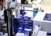 Spritzgießmaschine mit Automatisierung (Bildquelle: Wittmann Battenfeld)