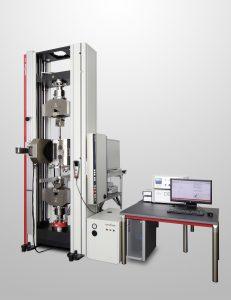 Prüfmaschine mit AC-Antrieb (Bildquelle: Zwick)
