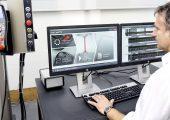 Die workfloworientierte Bedienung ermöglichen einen schnellen Einstieg in die Prüfung. (Bildquelle: Zwick)