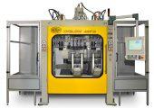 Die Maschine ermöglicht die prozesssichere Herstellung von Epet-IV-Flaschen. (Bildquelle: Bekum)