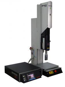Ultraschall-Schweißsystem (Bildquelle: Branson)