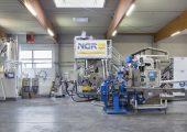 Upcycling-Maschine (Bildquelle: NGR/Kuhne)