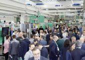 Rund 6700 Interessierte besuchten die Arburg Technologietage 2017 in Loßburg. (Bildquelle: Arburg)