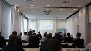 Das IKV Aachen informierte am 4. und 5. April 2017 über neue Trends und Innovationen im Bereich Rigid Packaging. (Bildquelle: Oliver Lange)