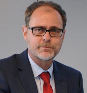Thorsten Kühmann, Leiter des Organisationsausschusses im Austellerbeirat der K 2019. (Bildquelle: Redaktion Plastverarbeiter, Löh)