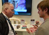 Die Bedeutung der Medizintechnik im Bereich der additiven Fertigung zeigt sich auch auf der internationalen Fachmesse Formnext. (Bildquelle: Mesago Messe Frankfurt, Klerx)