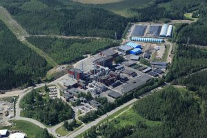 Die neue Kunststoff-Recyclinganlage ist im Ekokem-Standort (Bildquelle: EKOKEM) Riihimäki/Finnland integriert