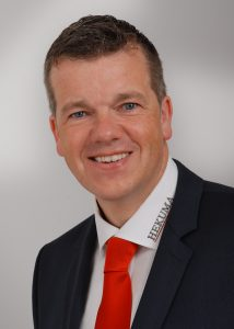 Stefan Naser ist seit dem 1. Mai 2017 einer von zwei Geschäftsführern von Hekuma, Eching. (Bildquelle: Hekuma)