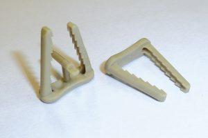 Implantat zur Fixierung von Knochenbrüchen (Bildquelle: Dr. Boy)