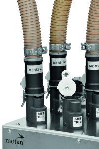 Kupplungssystem (Bildquelle: Motan-Colortronic)