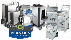 Reinigungsmaschinen mit Trockeneis-Mikropartikel-Technologie (Bildquelle: Cold Jet)