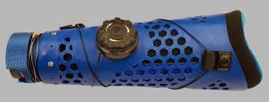 Der Prothesenschaft wird individuell auf die Bedürfnisse des Prothesenträgers angepasst.