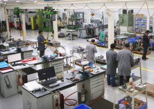 Im portugiesischem Marinha Grande produzieren zahlreiche Werkzeug- und Formenbauer Produkte für den Weltmarkt. (Bildquelle: Wort und Form)