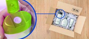 Thermoplastische Elastomere bieten auch im Verpackungsbereich einen Mehrwert für den Verarbeiter als auch für den Endverbraucher. (Bildquelle: Kraiburg TPE)