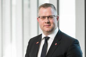 Sinischa Horvat folgt als Ersatzmitglied auf Robert Oswald im Aufsichtsrat von BASF. (Bildquelle: BASF)