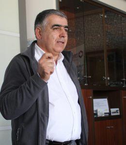 Joao Faustino, CEO des Unternehmens TJ Moldes. (Bildquelle: Ralf Mayer, Redaktion Plastverarbeiter)