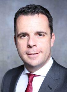 Die Business Line Colorant Additives wird seit April 2017 von Dominik Risse geleitet, der aus dem Bereich Mergers & Acquisitions zurück in das operative Geschäft wechselt. (Bildquelle: Lanxess)