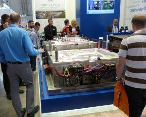 Der Prototypen- und Formenbau war einer der Kernbereiche der Messe. (Bildquelle: Ralf Mayer/Redaktion Plastverarbeiter)