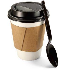 Plasticseurope startete eine Inititative, um Polystyrol (PS) werkstofflich zu recyceln. Dieser Kunststoff kommt häufig in Coffee-to-go-Bechern zum Einsatz. (Bildquelle: Babimu/Fotolia.com)