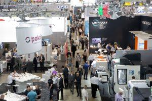Rund 15.000 Besucher aus 52 Ländern kamen zur Moulding Expo 2017 nach Stuttgart. (Bildquelle: Messe Stuttgart)