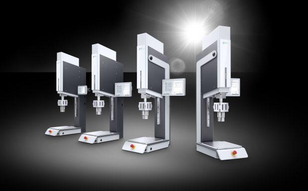 Ultraschweißmaschine mit Servotechnologie (Bildquelle: alle MS Ultraschall)