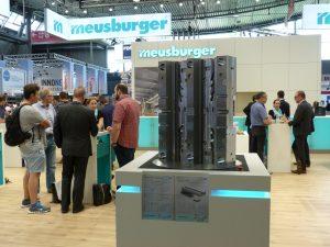 Normalien-Hersteller bildeten in Stuttgart eine wichtige Ausstellergruppe. (Bildquelle: Ralf Mayer/Redaktion Plastverarbeiter)