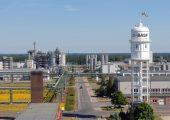 Die BASF hat am 21. Juni 2017 die erweiterte Compoundieranlage am Standort Schwarzheide in Betrieb genommen. (Bildquelle: BASF)