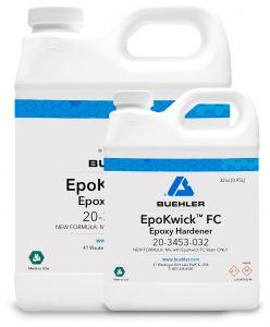 Schnell härtendes Epoxid-Einbettmittel (Bildquelle: Buehler)