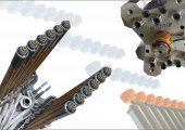 12-fach Direct-Flo-Heißkanalsystem mit neuen schlanken Düsen (Bildquelle: Incoe)