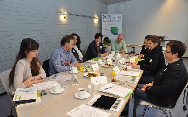 Expertenrunde zu Gast im IfBB in Hannover