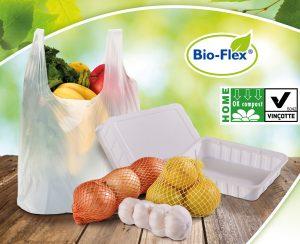 Die Compounds  zeichnen sich durch ihre zertifizierte Kompostierbarkeit im heimischen Komposthaufen aus. (Bildquelle: Fkur)